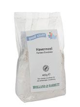 Havermoutmeel, volledig glutenvrij