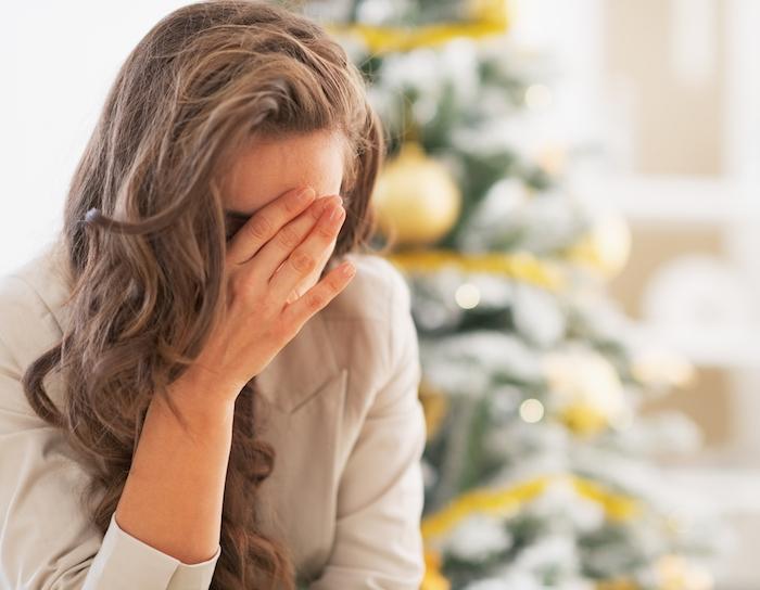 Kerst - gezelligheid - keerzijde