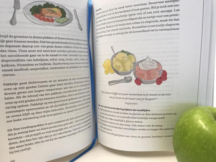 De Tapirtechniek in Eten zonder Zorgen van Marcel Boer