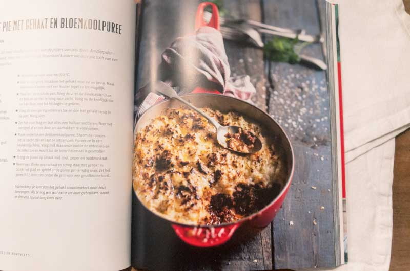 Kookboek De Real Meal Revolutie