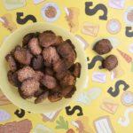 Recept voor koolhydraatarme en suikervrije kruidnootjes