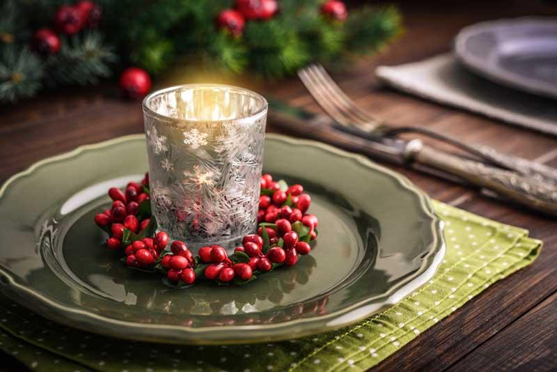 Feestdagen Kersttafel Aankleden : Snel een prachtig gedekte tafel voor kerst