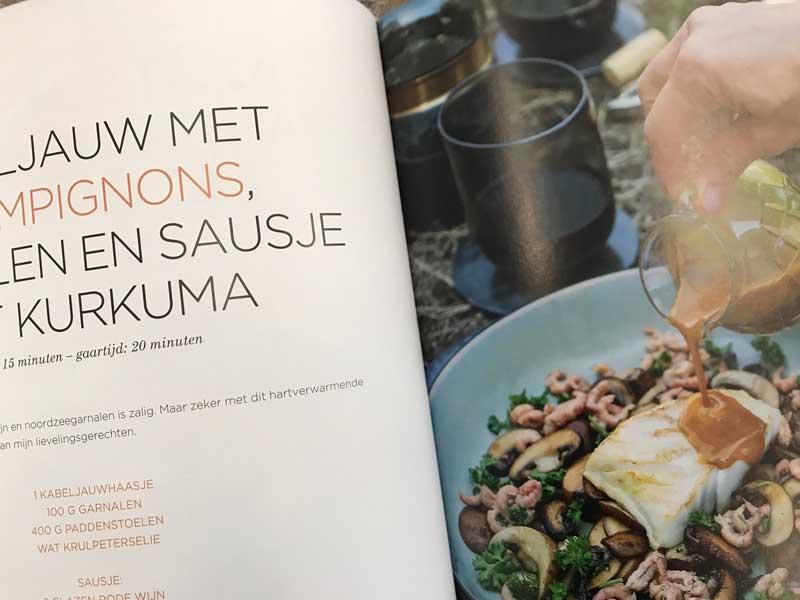 Pure recepten kookboek