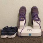 Schone en droge (sport)schoenen in een half uur!