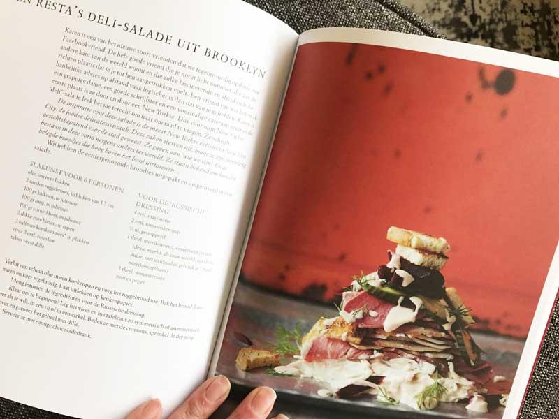 Bijzondere salades in dit kookboek