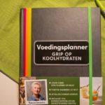Voedingsdagboek – Speciaal voor koolhydraatarm menu
