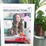 Boek Geluksfactor 10