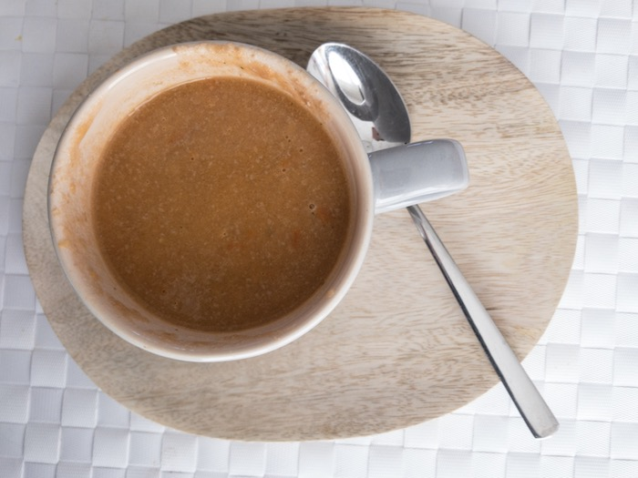 koolhydraatarme-maaltijd-tomatensoep - lowcarb