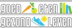 Logo Goed eten Gezond leven