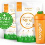Plantaardige maaltijdshakes van Orangefit