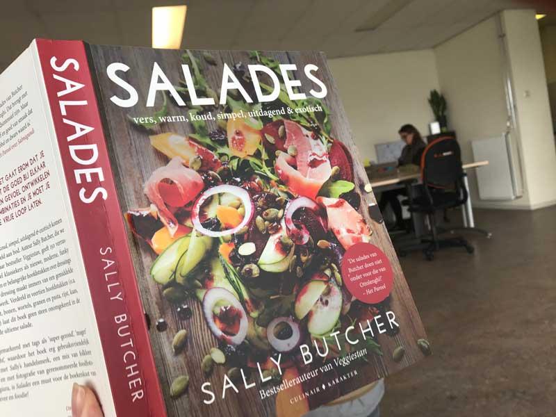 Kookboek salades