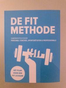 Het boek De Fit Methode van fit.nl