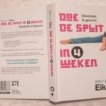 training om de split te doen in 4 weken