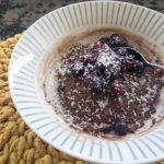 Snelle mugcake met extra eiwitten