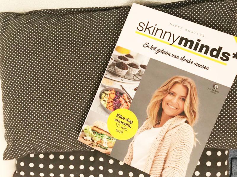 Nieuwste boek Mieke Kosters, SkinnyMinds