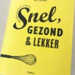 Tien-minuten-recepten in dit nieuwe kookboek