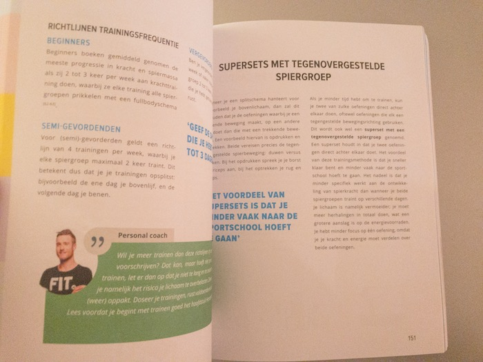 Trainen en afvallen met Fit.nl