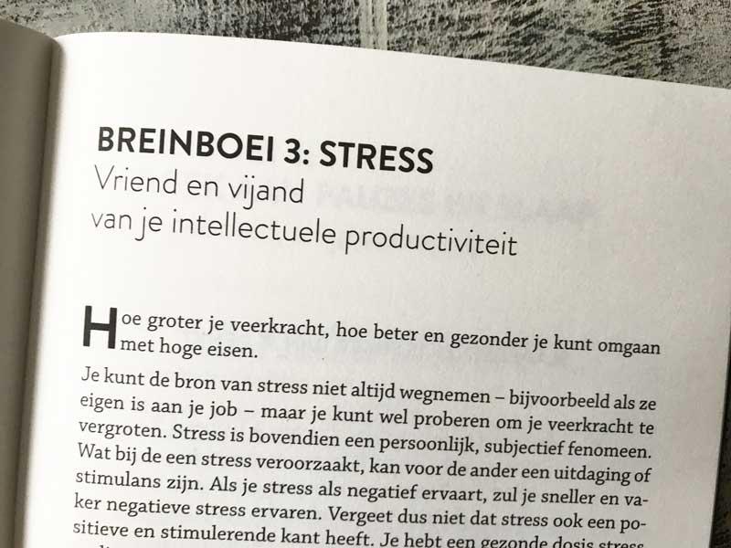 Hersenen en stress