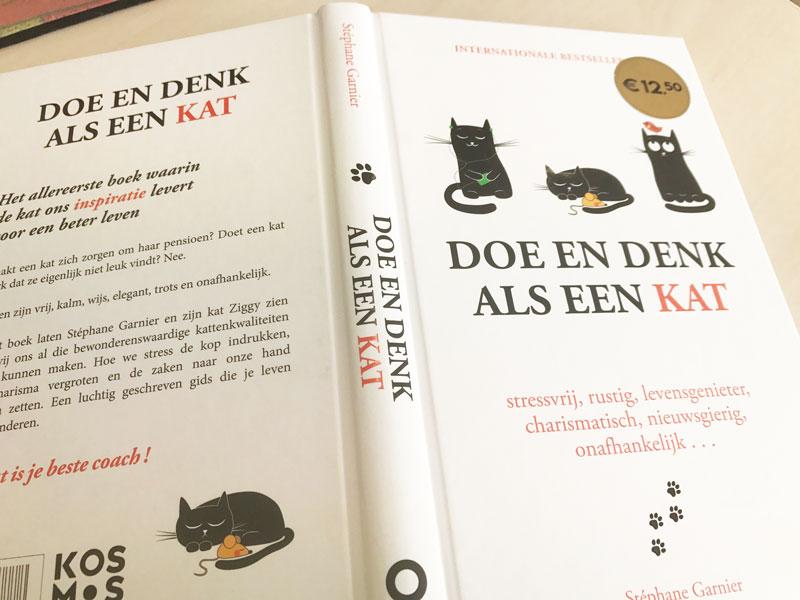 Boekverslag over kattengedrag in relatie tot mensen