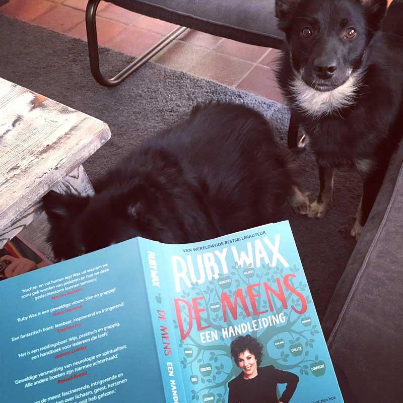 Nieuwste boek Ruby Wax