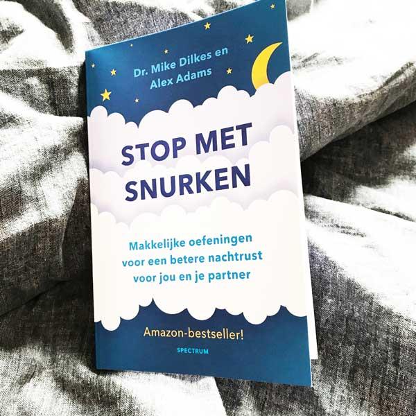 Oefeningen tegen snurken vind je hier en in dit boek.