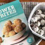 Recepten voor Power Bites, lekkere en gezonde snacks voor tussendoor.