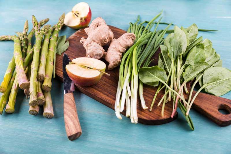 Wat doe jij met seizoensgroenten? Voeding zorgt ervoor dat je lekker in je vel zit!