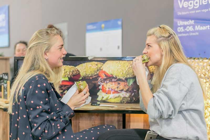 Veggiebeurs 2018, de grootse Vegan beurs in Nederland