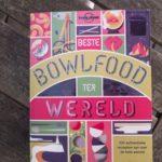 Kookboek van Lonely Planet met bijzondere bowls