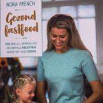 Vanessa interviewt Nora French over haar boek Gezond fastfood