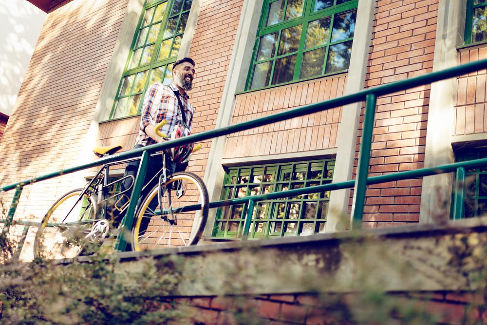 Meer bewegen? Neem vaker de fiets, bijvoorbeeld naar je werk!