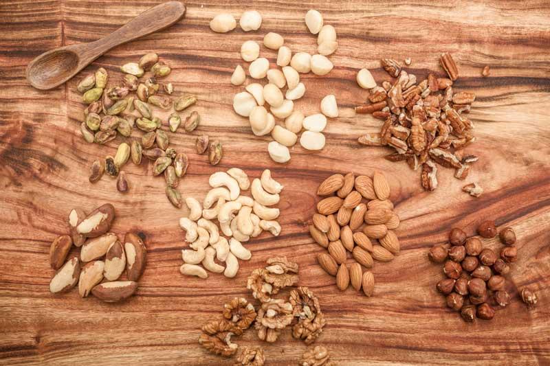 Wat zijn gezonde noten?