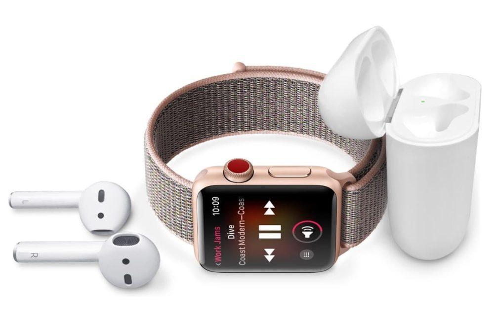 Apple Watch en sportprestaties