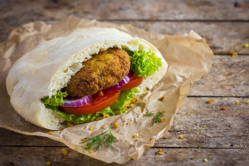Proef een lekkere vegetarische burger tijdens het VEGGIE Festival in Amsterdam!