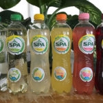 Spa Fruit, frisdrank met natuurlijke ingrediënten