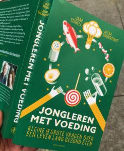 Nieuwste boek Jaap Seidell