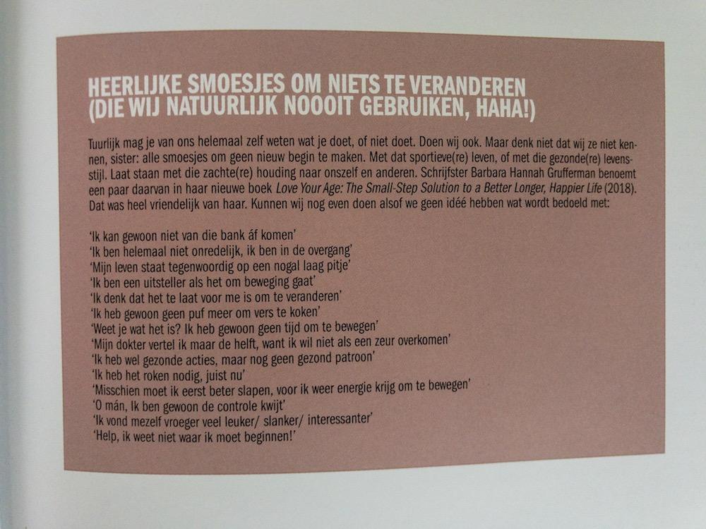 Nieuwste boek van Isa Hoes en Medina Schuurman gaat over de overgang