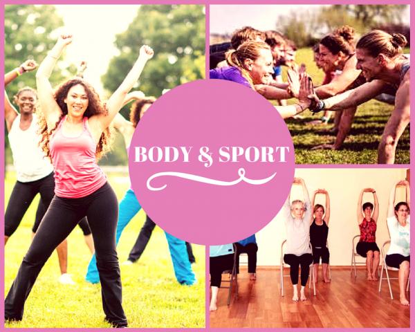 Sport en bewegen, simpelweg gelukkig zijn