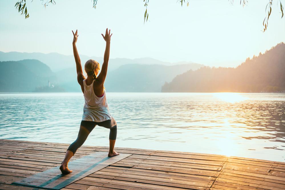 Mijn ervaring met en tips voor yoga op vakantie