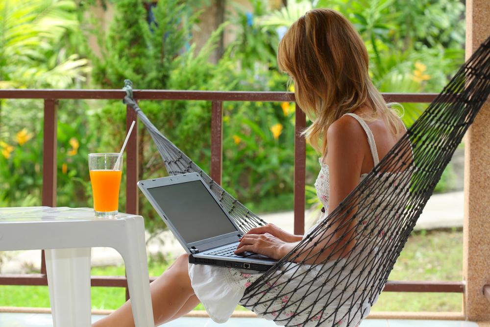 Hoe kijkt een 19-jarige naar een gezonde vakantie?