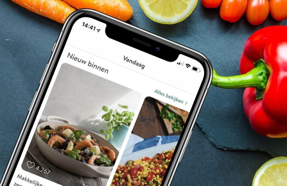 Apps die helpen bij gezond eten op vakantie
