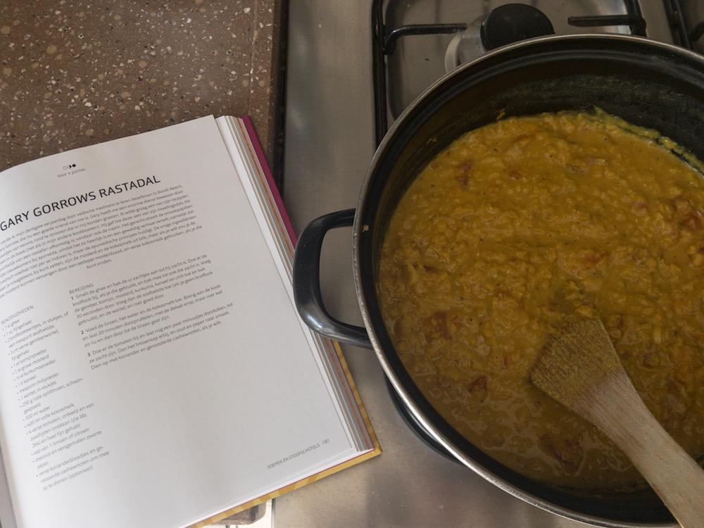 Recept voor dal (dahl) uit de Ayurvedische keuken