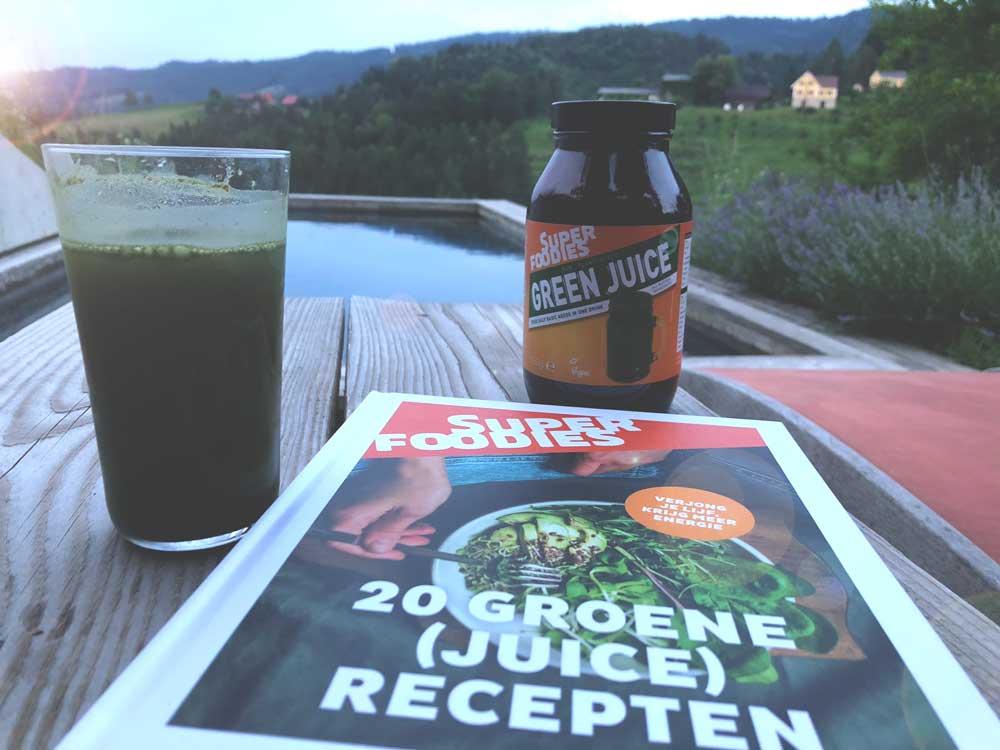 Ervaring met Green Juice van Jesse van der Velde