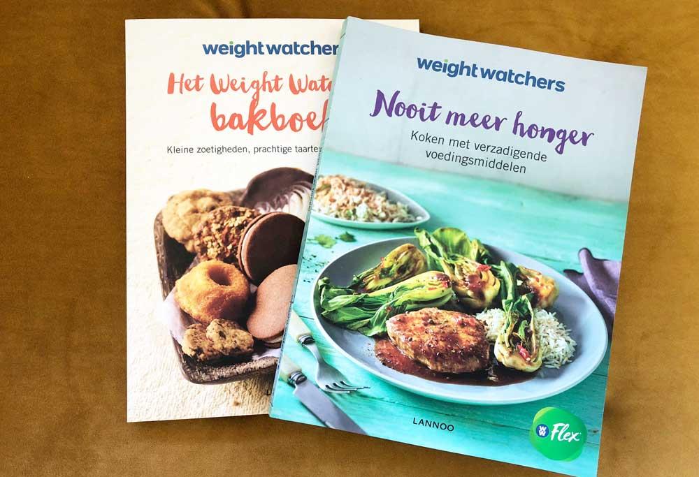 Nieuwe kookboeken van Weight Watchers