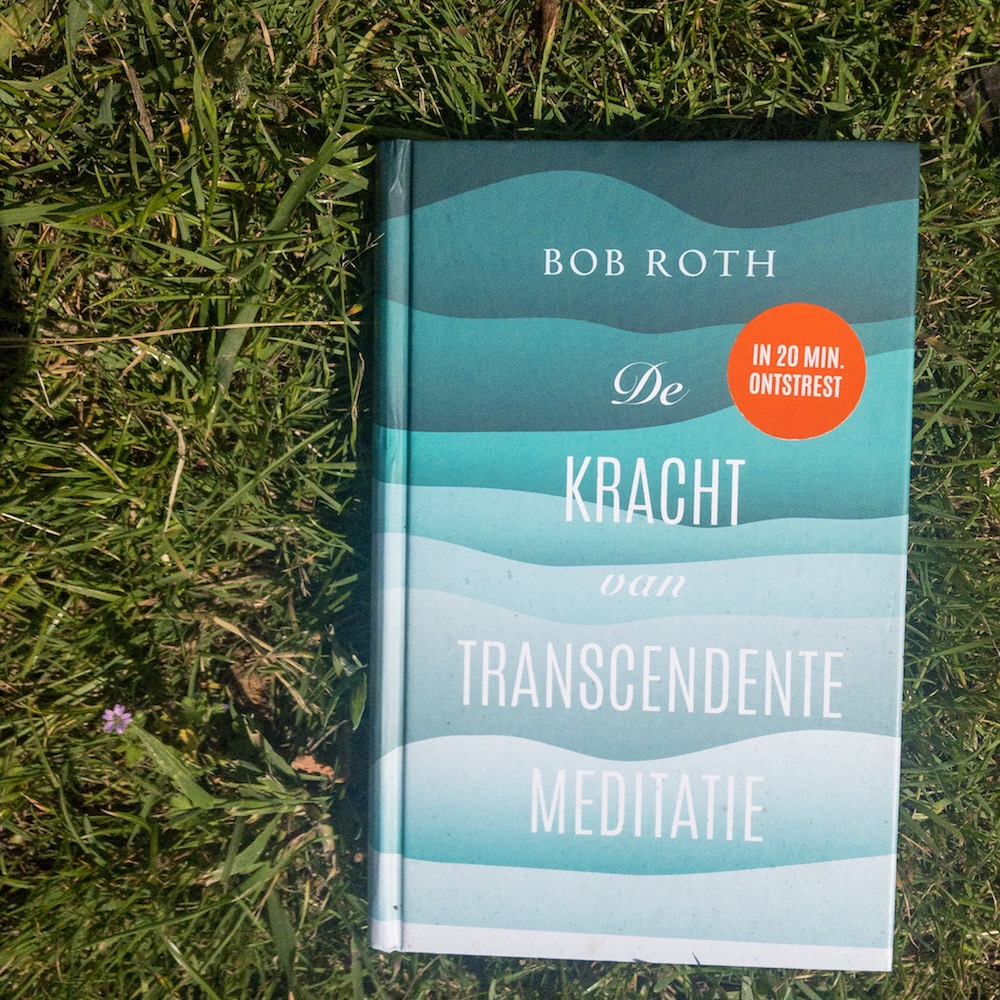 In 20 minuten ontstressen, transcendente meditatie door Bob Roth