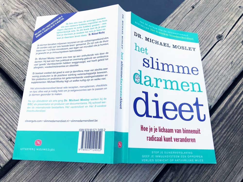 Boekrecensie Het SlimmeDarmenDieet