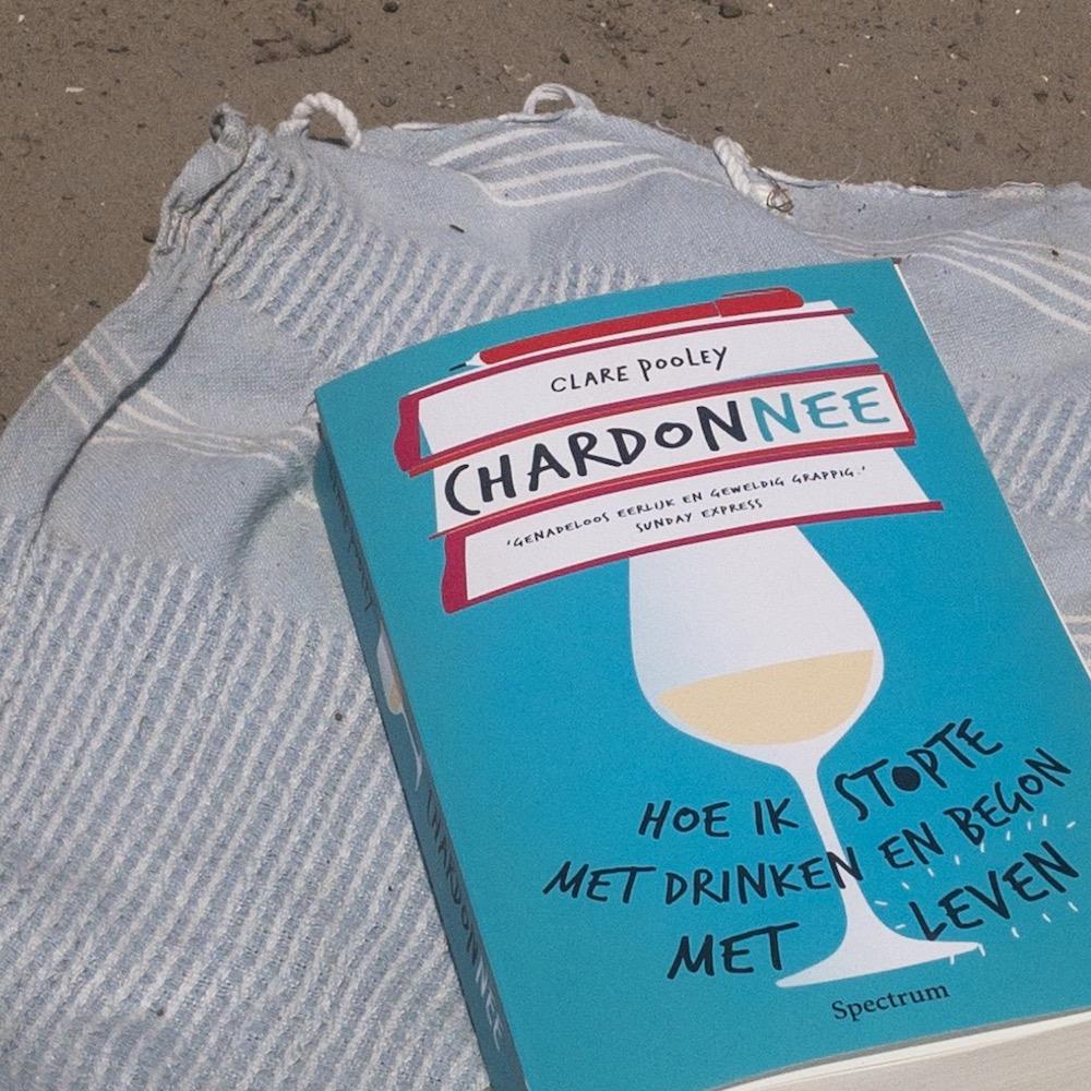 Chardonnee - leuk leesboek over stoppen met wijn / alcohol