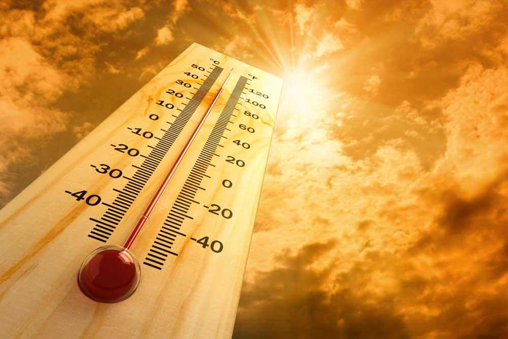 Chronisch ziek en warm weer, wat doet de hitte met je?