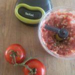 3 recepten gemaakt met hakmolen met trekkoord