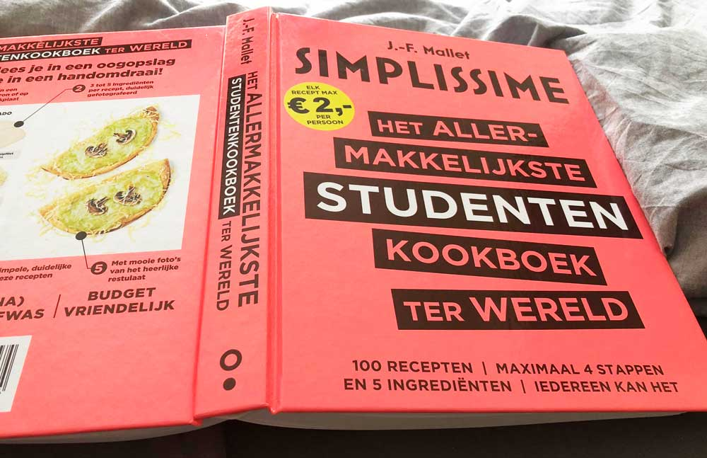 Studenten Kookboek!